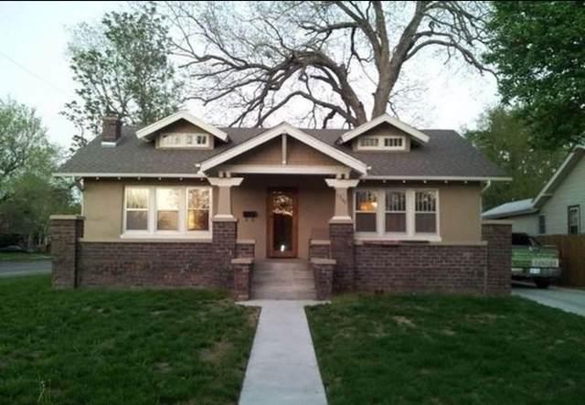 1340 N Woodrow Ave, Wichita, KS 67203 (MLS #594680) :: The Boulevard Group