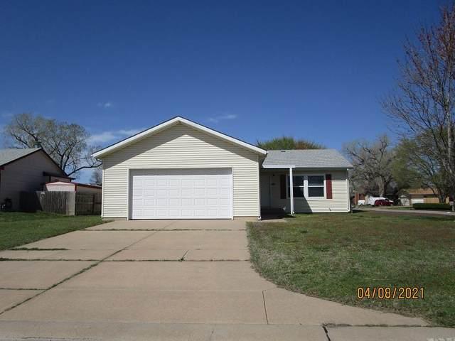 3100 W Sunnybrook, Wichita, KS 67217 (MLS #594681) :: Keller Williams Hometown Partners