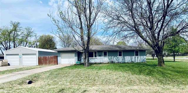 202 W 4th St, Douglass, KS 67039 (MLS #594690) :: Keller Williams Hometown Partners