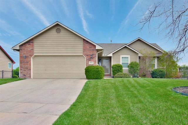 2518 N Parkdale St, Wichita, KS 67205 (MLS #594691) :: Kirk Short's Wichita Home Team