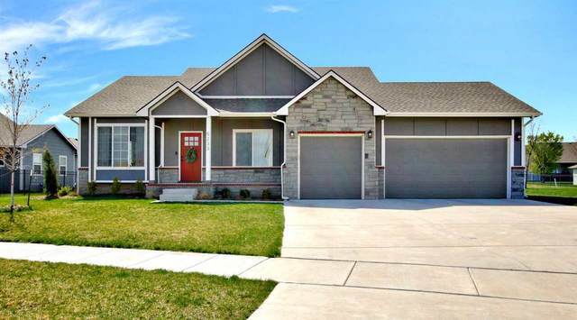5233 N Colonial Ave, Bel Aire, KS 67226 (MLS #594693) :: Kirk Short's Wichita Home Team