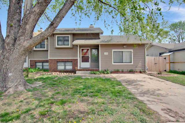 1312 N Mount Carmel Cir, Wichita, KS 67203 (MLS #594702) :: Keller Williams Hometown Partners