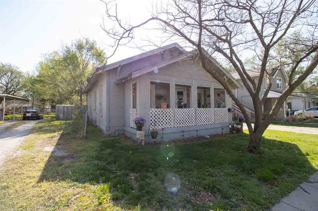 1430 S Saint Francis St, Wichita, KS 67211 (MLS #594707) :: COSH Real Estate Services