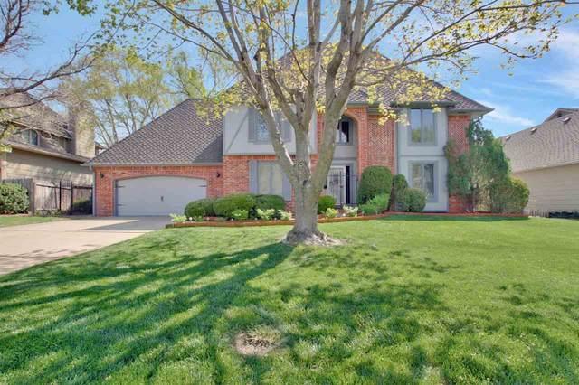 1310 N Coachhouse Rd, Wichita, KS 67235 (MLS #594710) :: Kirk Short's Wichita Home Team