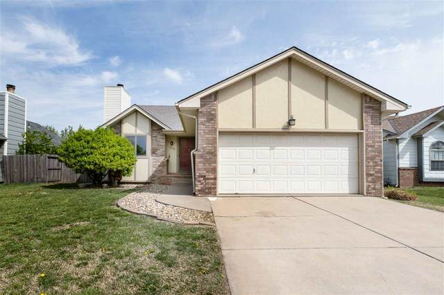 7338 E 31st St N, Wichita, KS 67226 (MLS #594717) :: Kirk Short's Wichita Home Team