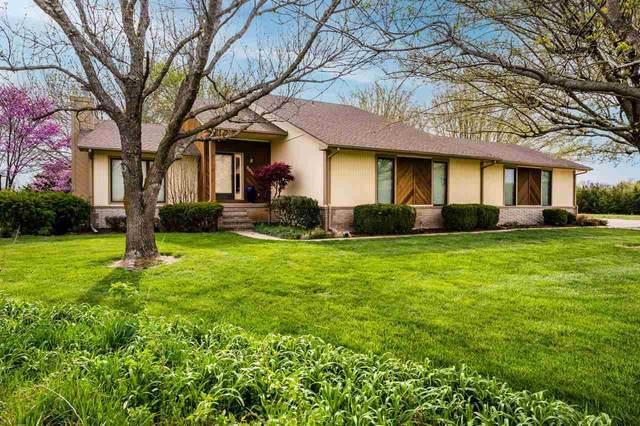 3050 S Rebecca Ln, Wichita, KS 67232 (MLS #594718) :: Preister and Partners | Keller Williams Hometown Partners