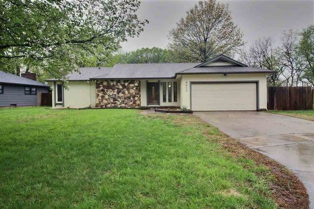9917 W Dubon St, Wichita, KS 67209 (MLS #594720) :: COSH Real Estate Services