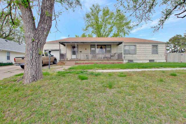 348 E Columbia, Augusta, KS 67010 (MLS #594721) :: Keller Williams Hometown Partners