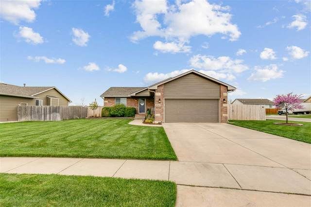 1543 N Aksarben St, Wichita, KS 67235 (MLS #594723) :: Kirk Short's Wichita Home Team
