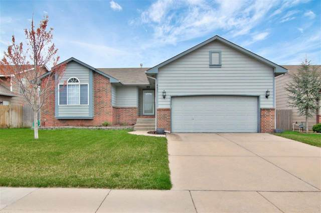 4430 E Falcon St, Wichita, KS 67220 (MLS #594724) :: Kirk Short's Wichita Home Team
