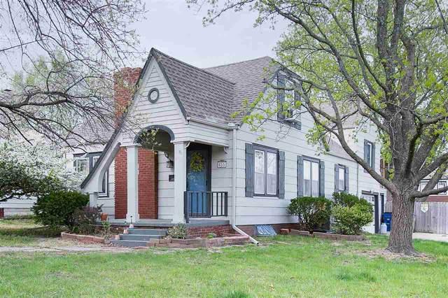 655 N Broadview, Wichita, KS 67208 (MLS #594727) :: COSH Real Estate Services