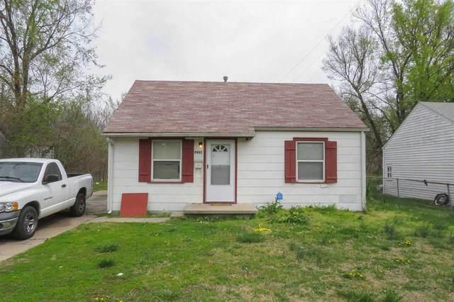 2422 N Minnesota Ave, Wichita, KS 67219 (MLS #594732) :: Kirk Short's Wichita Home Team
