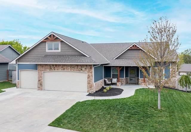 1433 S Arbor Meadows Cir, Derby, KS 67037 (MLS #594735) :: COSH Real Estate Services
