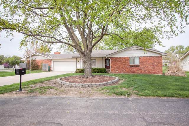 50 E Saint Cloud Pl, Wichita, KS 67230 (MLS #594742) :: Kirk Short's Wichita Home Team