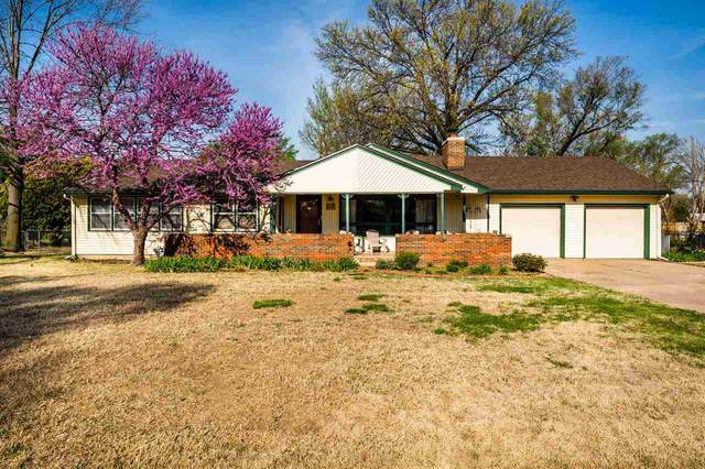 101 S Robin Rd, Wichita, KS 67209 (MLS #594743) :: COSH Real Estate Services
