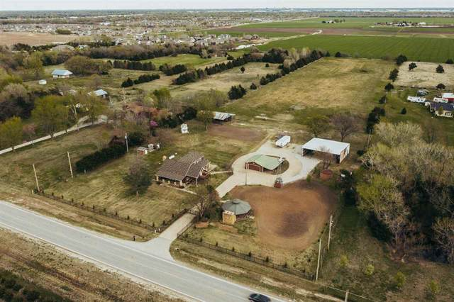 2654 S 135th W, Wichita, KS 67227 (MLS #594748) :: COSH Real Estate Services