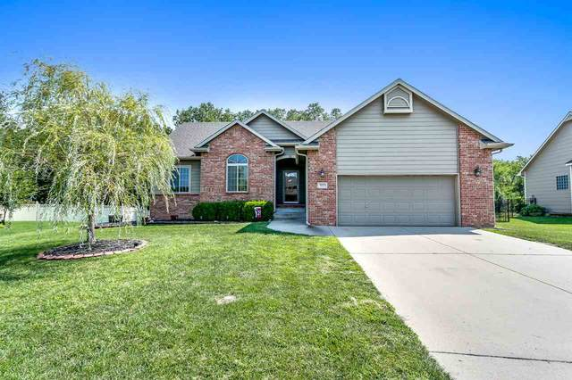 521 N Creek Trail St, Kechi, KS 67067 (MLS #594753) :: Kirk Short's Wichita Home Team