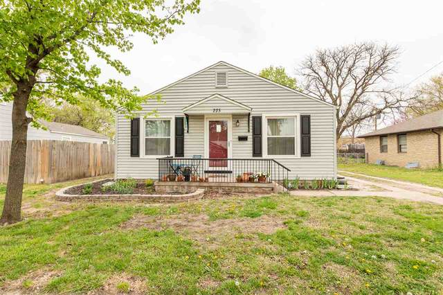 225 S Mount Carmel Ave, Wichita, KS 67213 (MLS #594754) :: COSH Real Estate Services