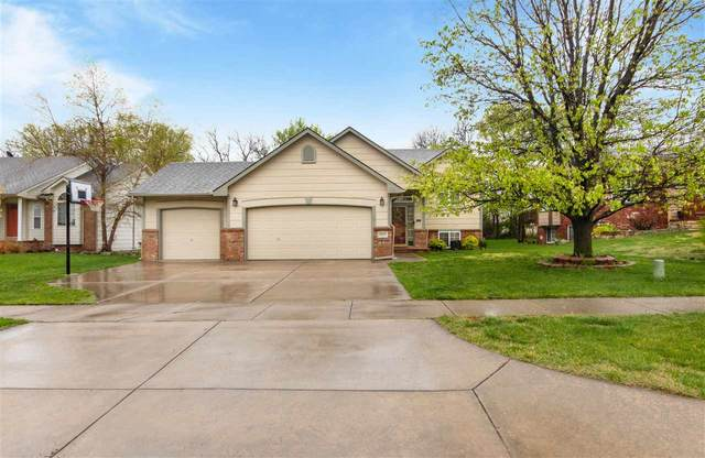 825 E Sunset Cir, Andover, KS 67002 (MLS #594756) :: Keller Williams Hometown Partners