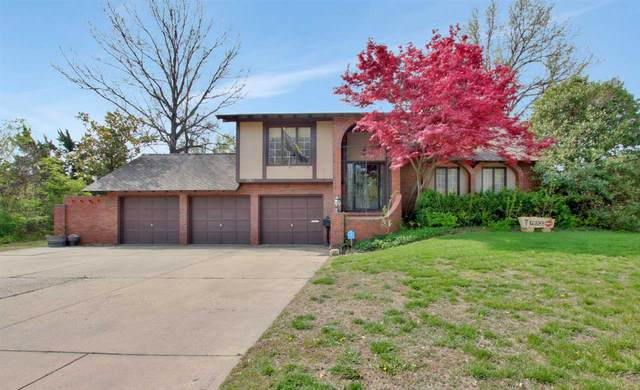 7911 E Donegal, Wichita, KS 67206 (MLS #594758) :: COSH Real Estate Services