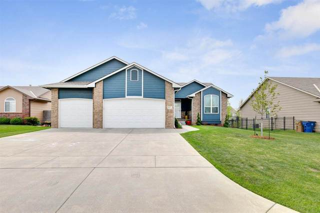 6473 N Chisholm Pointe St, Park City, KS 67219 (MLS #594761) :: Kirk Short's Wichita Home Team