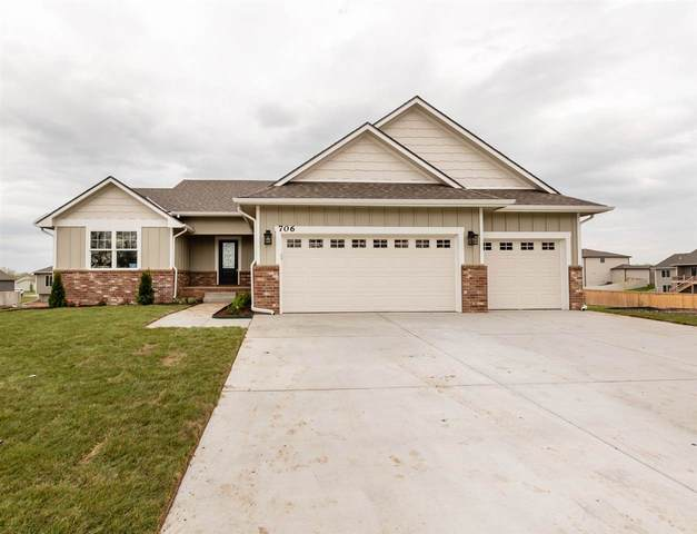 706 S Clear Creek St, Wichita, KS 67230 (MLS #594763) :: COSH Real Estate Services