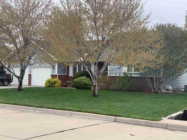 310 Wedgewood Ct, Hesston, KS 67062 (MLS #594764) :: Kirk Short's Wichita Home Team