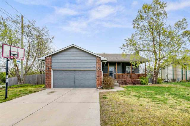 1964 N Country Walk Ln, Mulvane, KS 67110 (MLS #594769) :: Keller Williams Hometown Partners