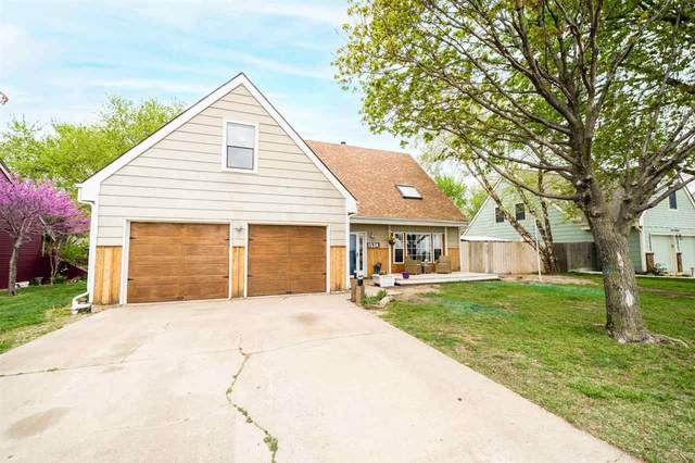 1524 E Pinion Rd, Derby, KS 67037 (MLS #594772) :: Keller Williams Hometown Partners