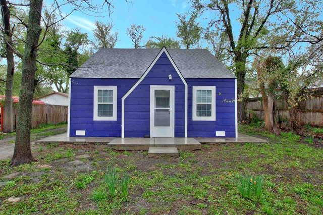 2107 W Irving, Wichita, KS 67213 (MLS #594773) :: Keller Williams Hometown Partners