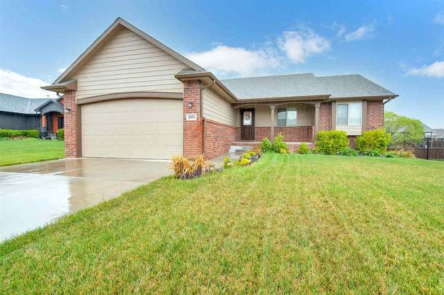 2663 N Woodridge Ct, Wichita, KS 67226 (MLS #594775) :: Keller Williams Hometown Partners