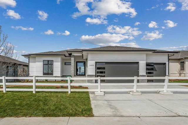 2409 N Bluestone St, Andover, KS 67002 (MLS #594780) :: Kirk Short's Wichita Home Team