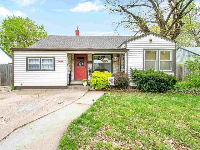 2032 S Crestway St, Wichita, KS 67218 (MLS #594793) :: Kirk Short's Wichita Home Team