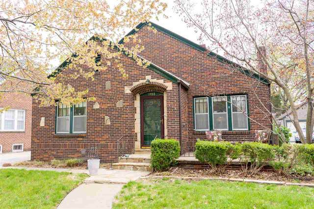1488 N Woodrow Ave, Wichita, KS 67203 (MLS #594794) :: Kirk Short's Wichita Home Team
