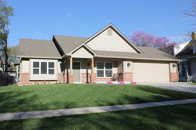 211 S Atchison St, El Dorado, KS 67042 (MLS #594797) :: Kirk Short's Wichita Home Team