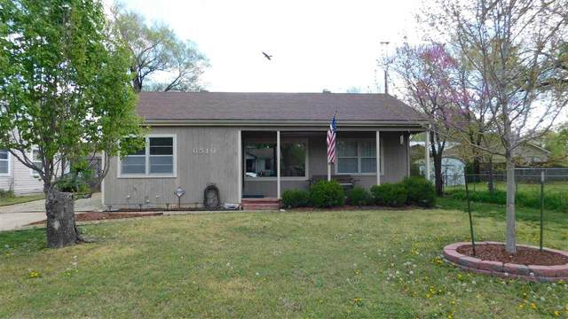 6510 S A St., Wichita, KS 67217 (MLS #594803) :: Kirk Short's Wichita Home Team