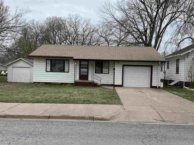 311 N West St, Buhler, KS 67522 (MLS #594805) :: Kirk Short's Wichita Home Team