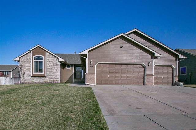 819 S Peckham Ct, Wichita, KS 67230 (MLS #594806) :: Kirk Short's Wichita Home Team