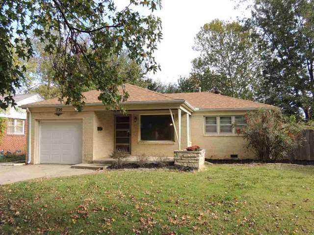1720 S Lexington Rd, Wichita, KS 67218 (MLS #594811) :: Preister and Partners | Keller Williams Hometown Partners
