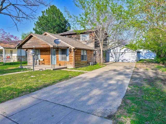 902 N Saint Paul St, Wichita, KS 67203 (MLS #594817) :: Preister and Partners   Keller Williams Hometown Partners