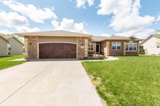 759 S Windrose St, Haysville, KS 67060 (MLS #594822) :: Graham Realtors