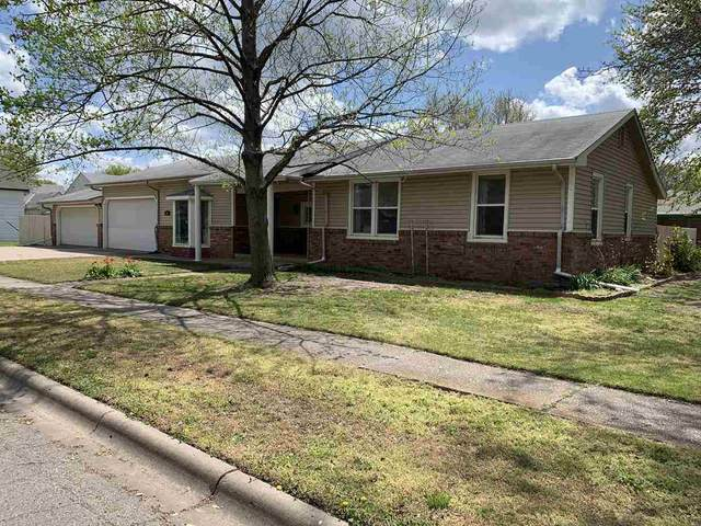 425 W 2nd Ave, Cheney, KS 67025 (MLS #594829) :: COSH Real Estate Services