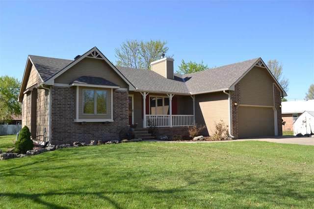 905 E 2nd St, Douglass, KS 67039 (MLS #594832) :: COSH Real Estate Services