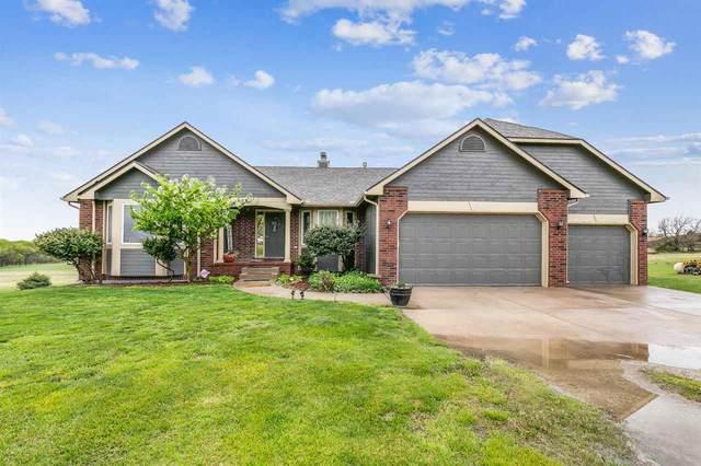 19001 SW Arapaho Rd, Douglass, KS 67039 (MLS #594844) :: Preister and Partners | Keller Williams Hometown Partners