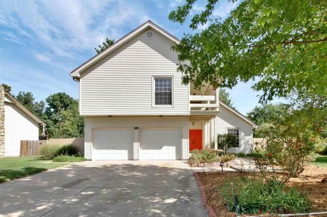 324 Basswood Ln, Haysville, KS 67060 (MLS #594846) :: Preister and Partners | Keller Williams Hometown Partners