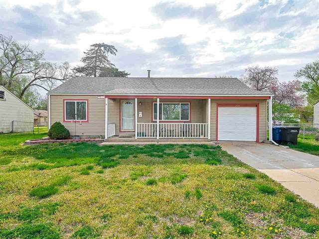 1715 Moyle St, Augusta, KS 67010 (MLS #594849) :: Preister and Partners | Keller Williams Hometown Partners