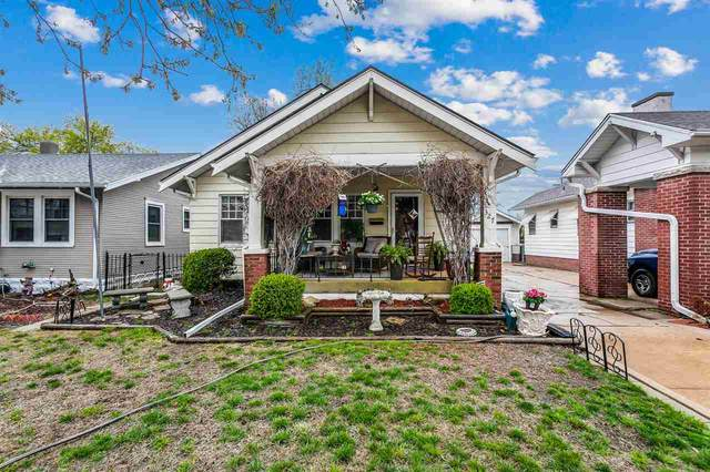 327 W 16th Ave, Hutchinson, KS 67501 (MLS #594852) :: Preister and Partners | Keller Williams Hometown Partners