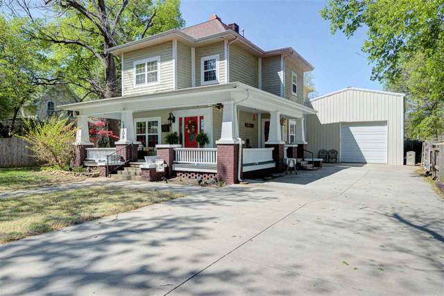 1109 Mansfield St, Winfield, KS 67156 (MLS #594855) :: Preister and Partners | Keller Williams Hometown Partners