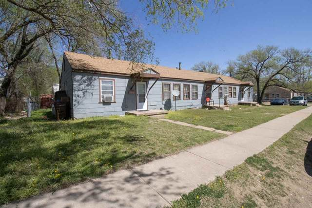 3624 E Dunham St, Wichita, KS 67210 (MLS #594859) :: Graham Realtors
