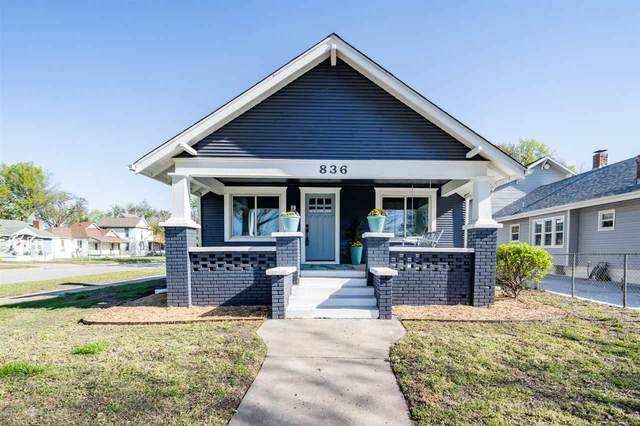836 W University, Wichita, KS 67213 (MLS #594877) :: The Boulevard Group